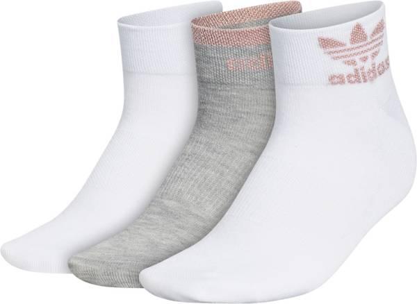 adidas Women's Originals Trefoil Mid-Crew Socks product image