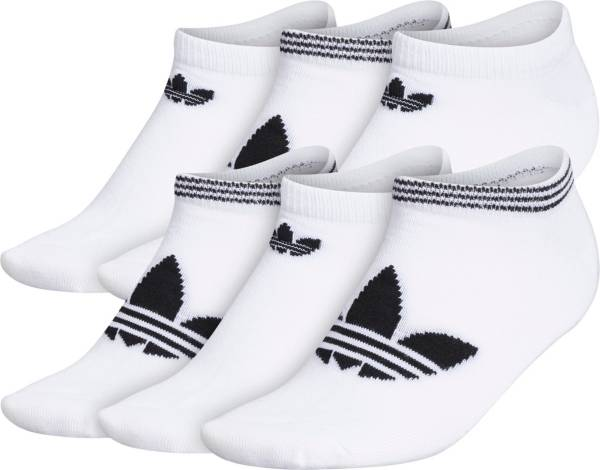 adidas Originals Women Trefoil No Show Socks 6-pack product image