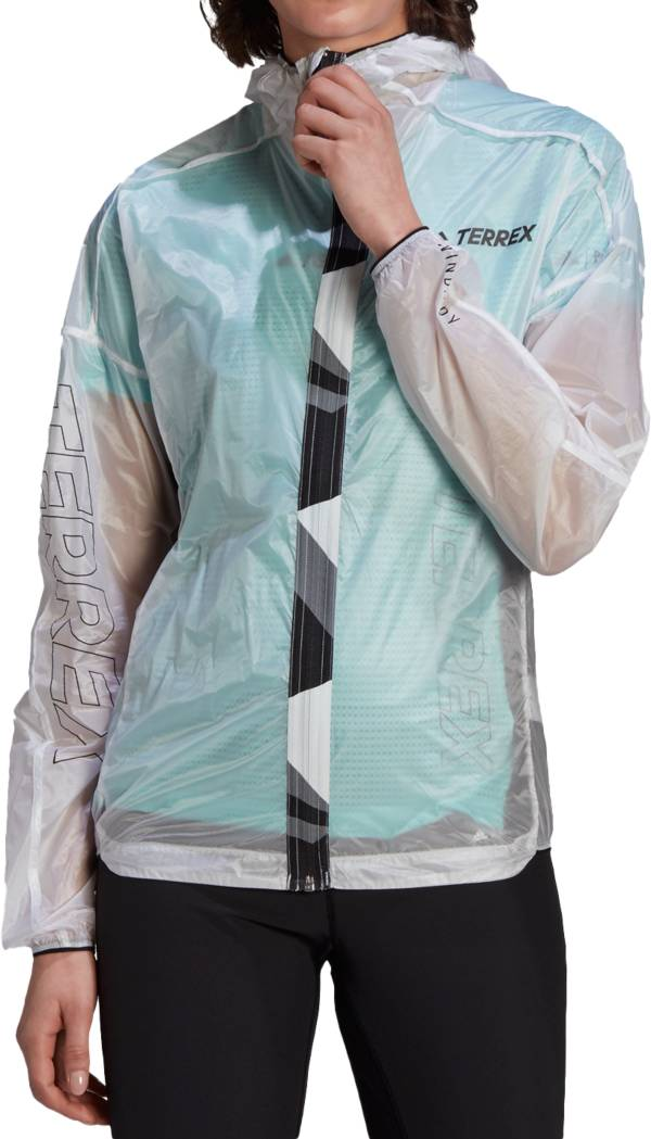 adidas Women's Terrex Agravic Trail Running Pro Wind.RDY Jacket product image