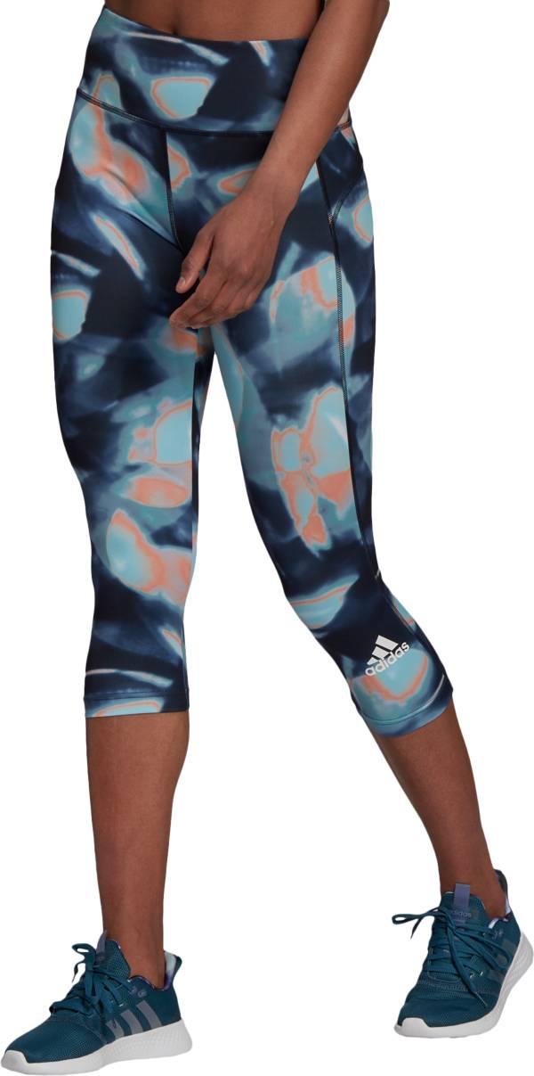 adidas Women's Zoe Saldana Feelbrilliant 7/8 Leggings product image
