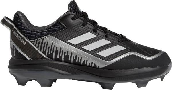 adidas Kids' Icon 7 Dripped-Out TPU Baseball Cleats product image