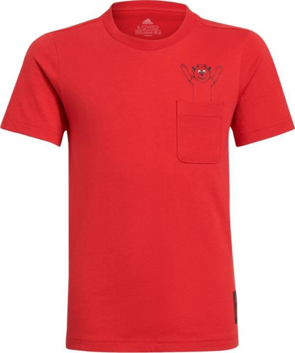 adidas Youth Manchester United T-Shirt product image