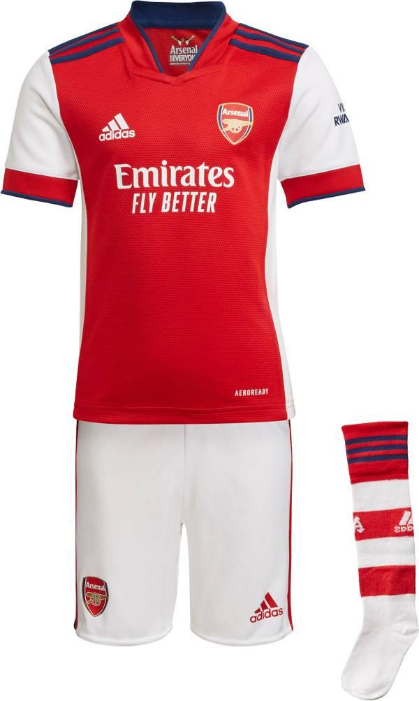 adidas Youth Arsenal FC Home Mini Kit product image