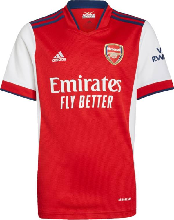 adidas Youth Arsenal '21 Home Replica Jersey product image