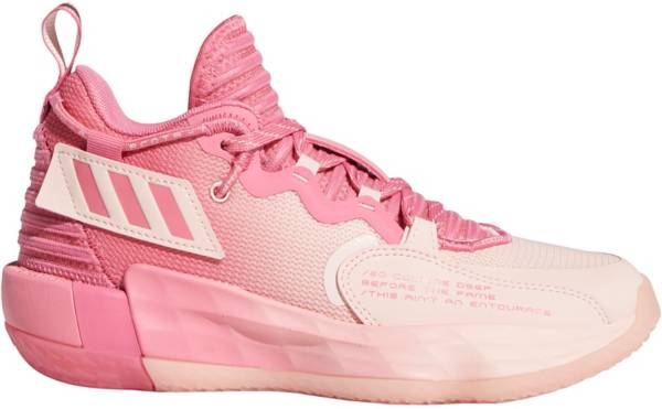 adidas Kids' Grade School Dame 7 EXTPLY Basketball Shoes product image