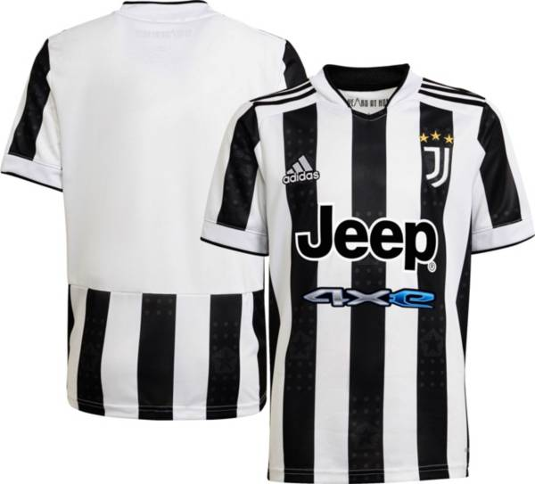 adidas Youth Juventus '21 Home Replica Jersey product image