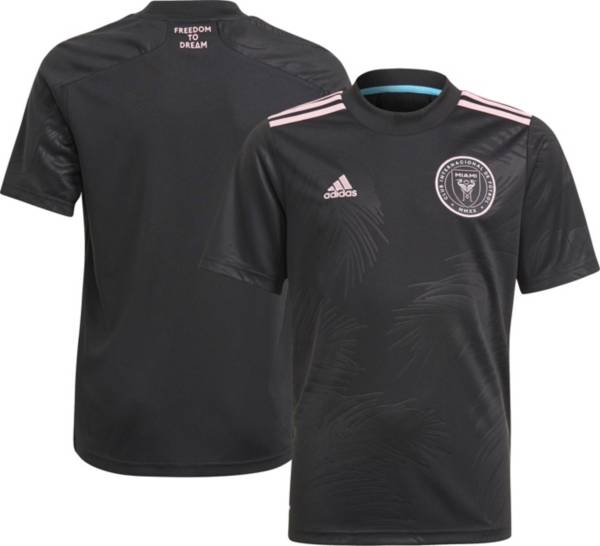 adidas Youth Inter Miami CF '21-'22 Secondary Replica Jersey product image