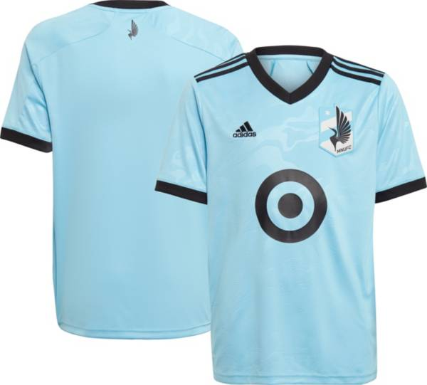 adidas Youth Minnesota United FC '21-'22 Secondary Replica Jersey product image