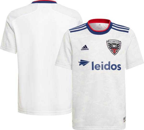 adidas Youth D.C. United '21-'22 Secondary Replica Jersey product image