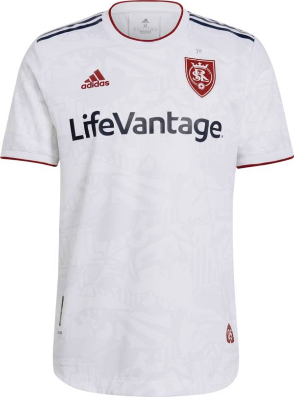adidas Youth Real Salt Lake '21-'22 Secondary Replica Jersey product image