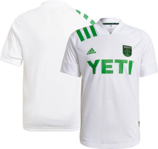 adidas Youth Austin FC '21 Secondary Replica Jersey product image