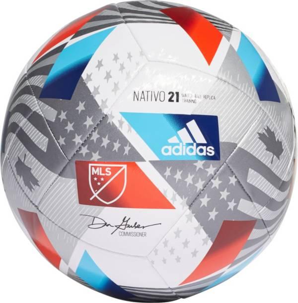 adidas MLS Nativo 21 Training Soccer Ball product image