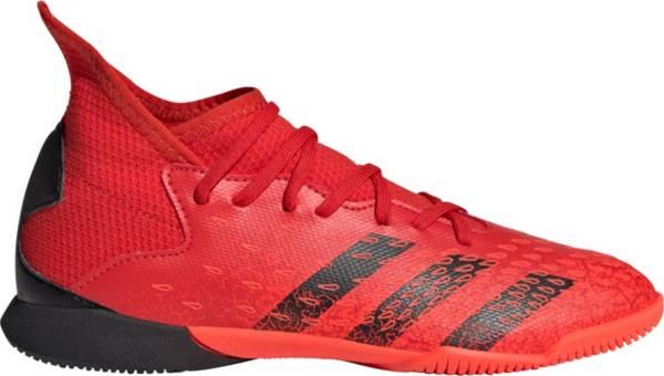 adidas Predator Freak .3 Kids' Indoor Soccer Shoes product image