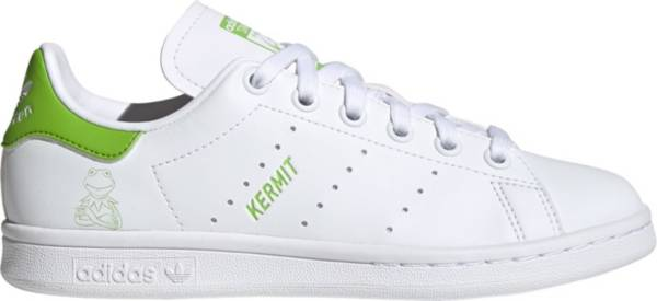 adidas Originals Kids' Gradeschool Stan Smith Kermit Shoes product image