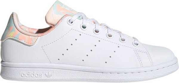 adidas Kid's Grade School Stan Smith Shoes product image