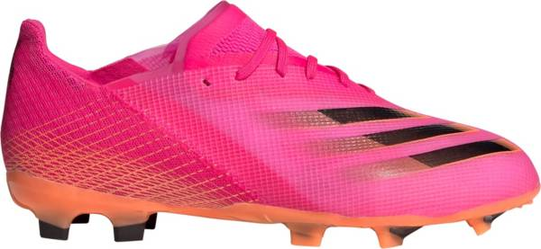 adidas Kids' X Ghosted.1 FG Soccer Cleats product image