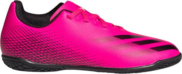 adidas Kids' X Ghosted.4 Indoor Soccer Shoes product image