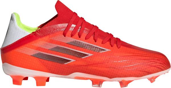 adidas Kids' X Speedflow.1 FG Soccer Cleats product image