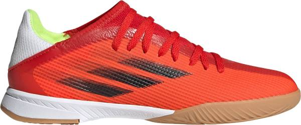 adidas Kids' X Speedflow.3 Indoor Soccer Shoes product image