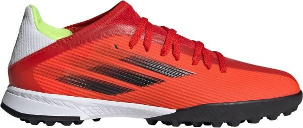 adidas Kids' X Speedflow.3 Turf Soccer Cleats product image