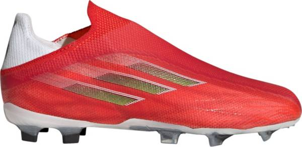adidas Kids' X Speedflow+ FG Soccer Cleats product image