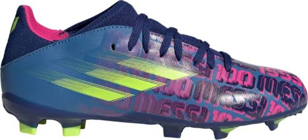 adidas Kids' X Speedflow.3 Messi FG Soccer Cleats product image