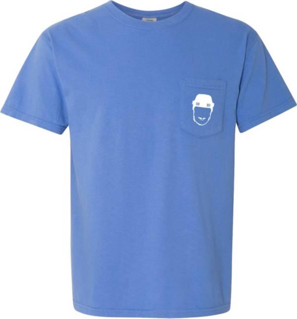 Spittin' Chiclets Helmet Logo Pocket T-Shirt product image