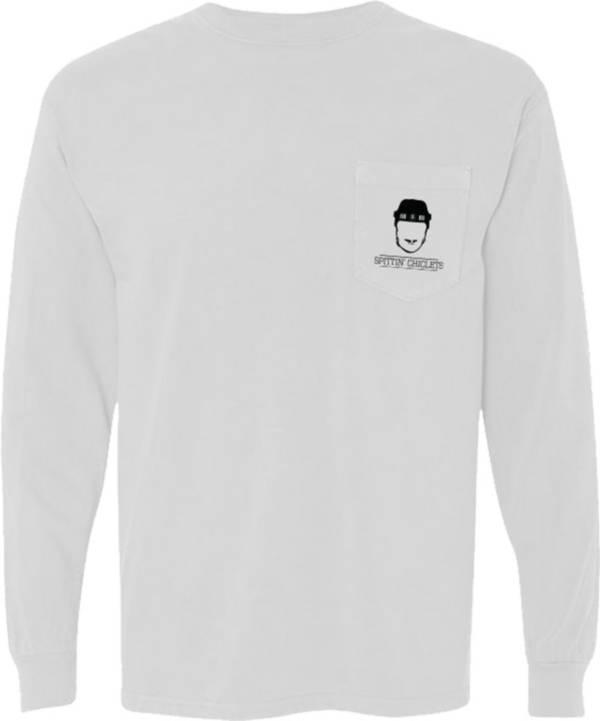 Spittin' Chiclets Long Sleeve Pocket T-Shirt product image
