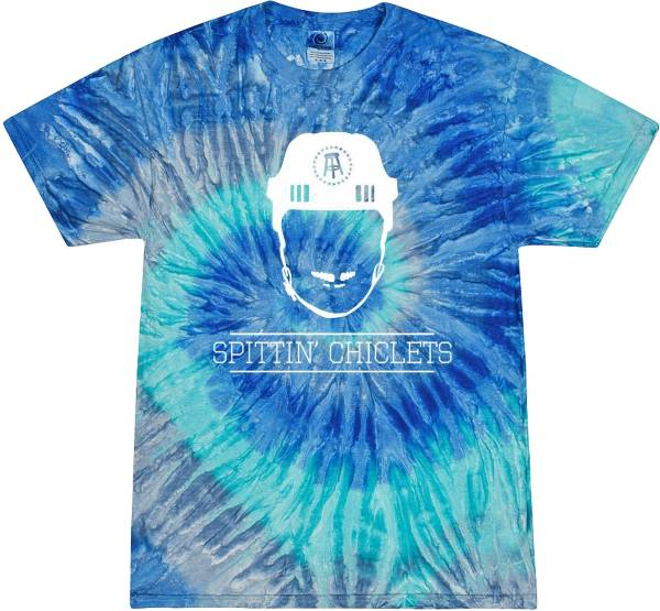 Spittin' Chiclets Tie-Dye T-Shirt product image
