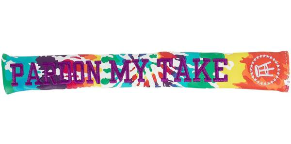 Barstool Sports Pardon My Take Tie-Dye Alignment Stick Cover product image