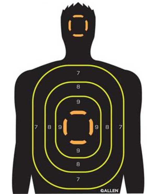 Allen EZ See Silhouette Target – 5 Pack product image