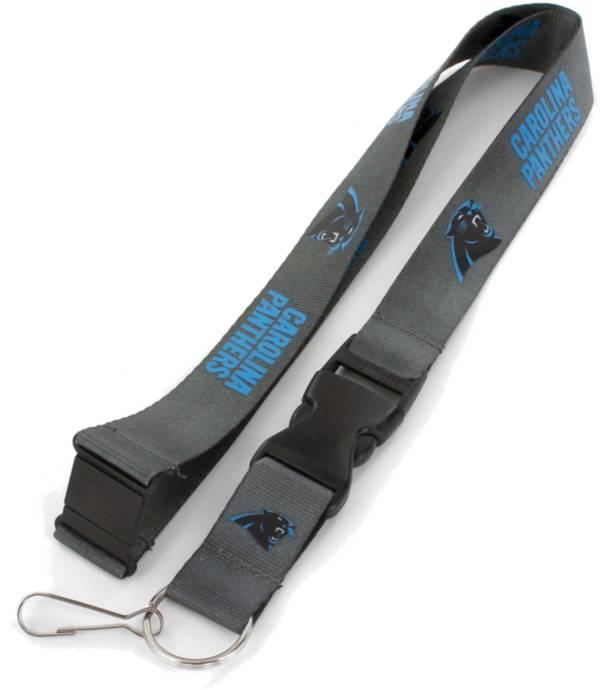 Aminco Carolina Panthers Grey Lanyard product image