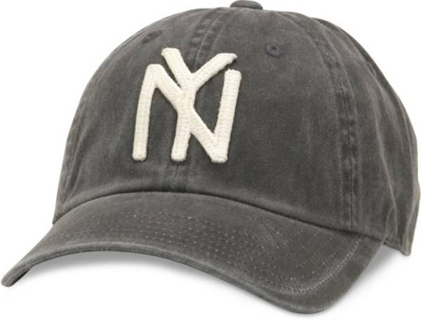 American Needle New York Black Yankees Archive Adjustable Black Hat product image