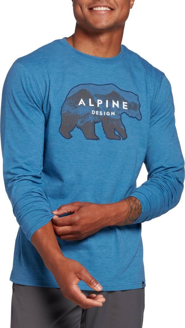 Alpine Design Men's Long Sleeve Graphic Tee product image