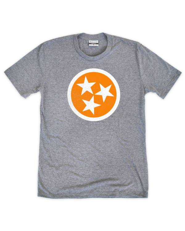 Where I'm From Circle Ten Grey T-Shirt product image