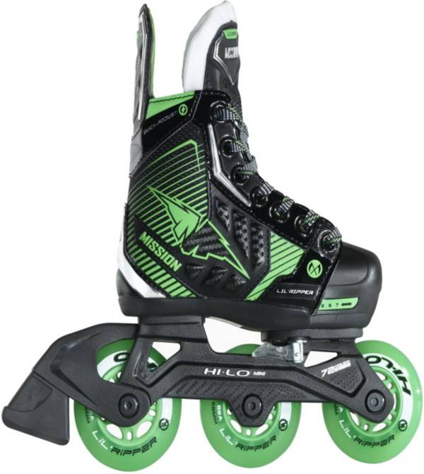Mission Youth RH Lil' Ripper Adjustable Roller Hockey Skates product image
