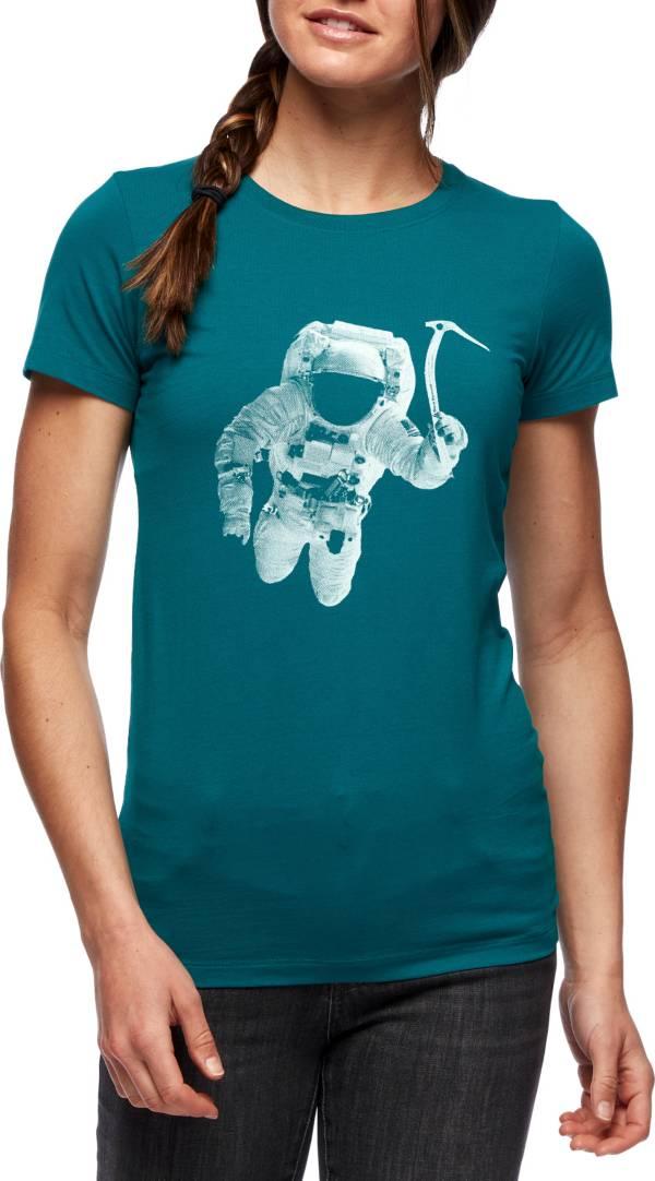 Black Diamond Women's Spaceshot Short Sleeve T-Shirt product image