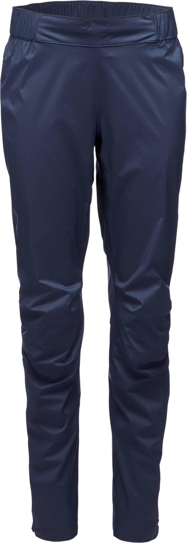 Black Diamond Women's Stormline Stretch Rain Pants product image