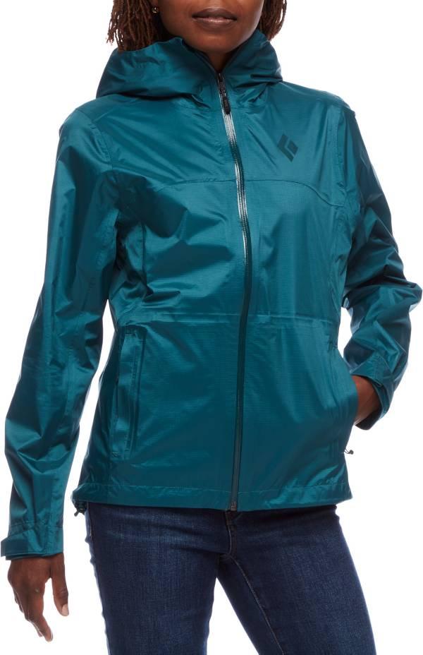 Black Diamond Women's Treeline Rain Shell Jacket product image