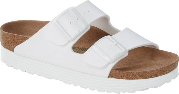 Birkenstock Women's Arizona Vegan Platform Sandals product image