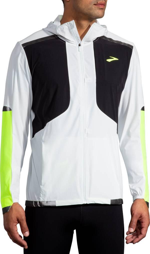 Brooks Men's Run Visible Carbonite Jacket product image