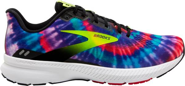 Brooks Men's Launch 8 Tie Dye Running Shoes product image