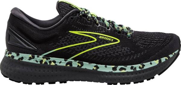 Brooks Women's Glycerin 19 Electric Cheetah Running Shoes product image