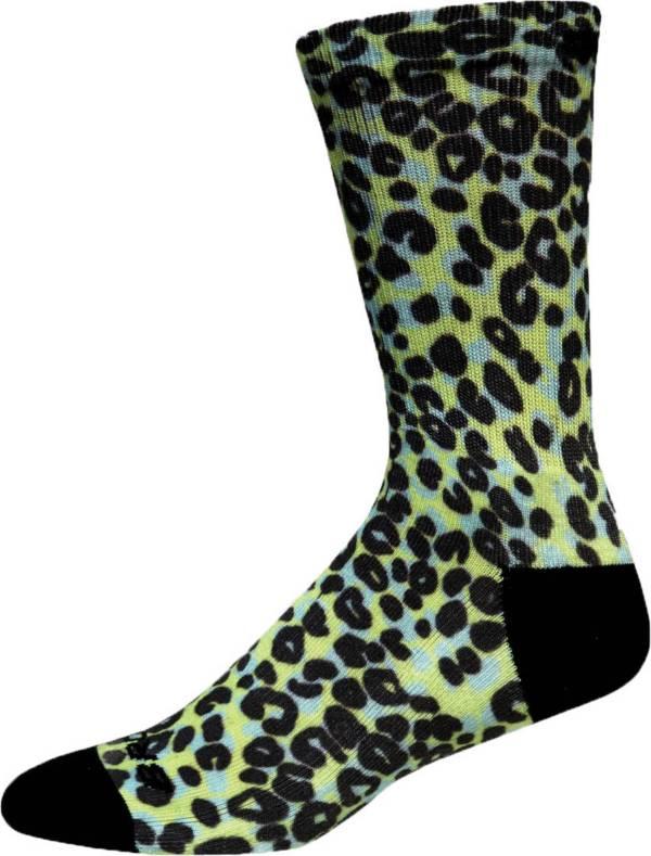 Brooks Women's Electric Cheetah Tempo Sock product image