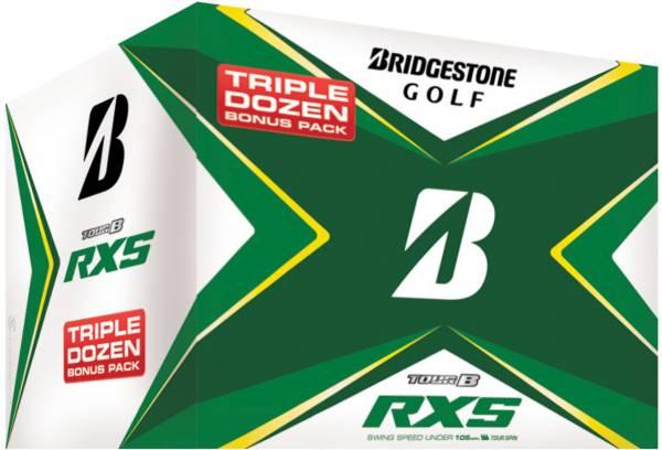 Bridgestone 2020 TOUR B RXS Golf Balls - Triple Dozen product image