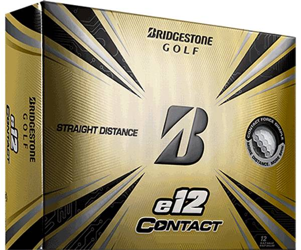 Bridgestone e12 CONTACT Golf Balls product image
