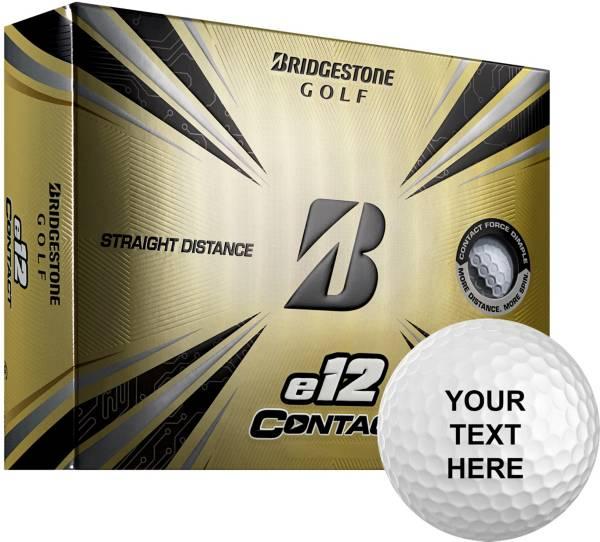 Bridgestone e12 CONTACT Personalized Golf Balls product image