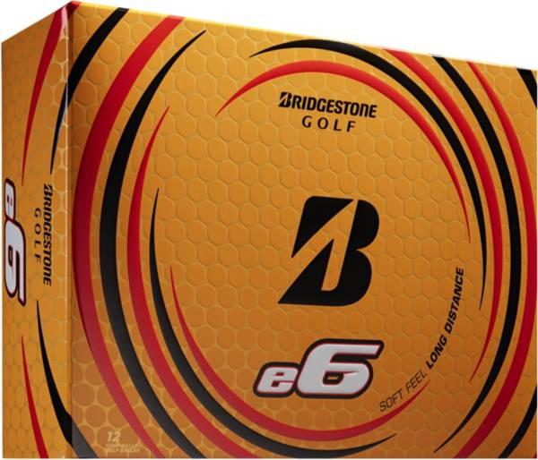 Bridgestone 2021 e6 Golf Balls product image