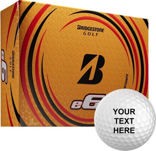 Bridgestone 2021 e6 Personalized Golf Balls product image