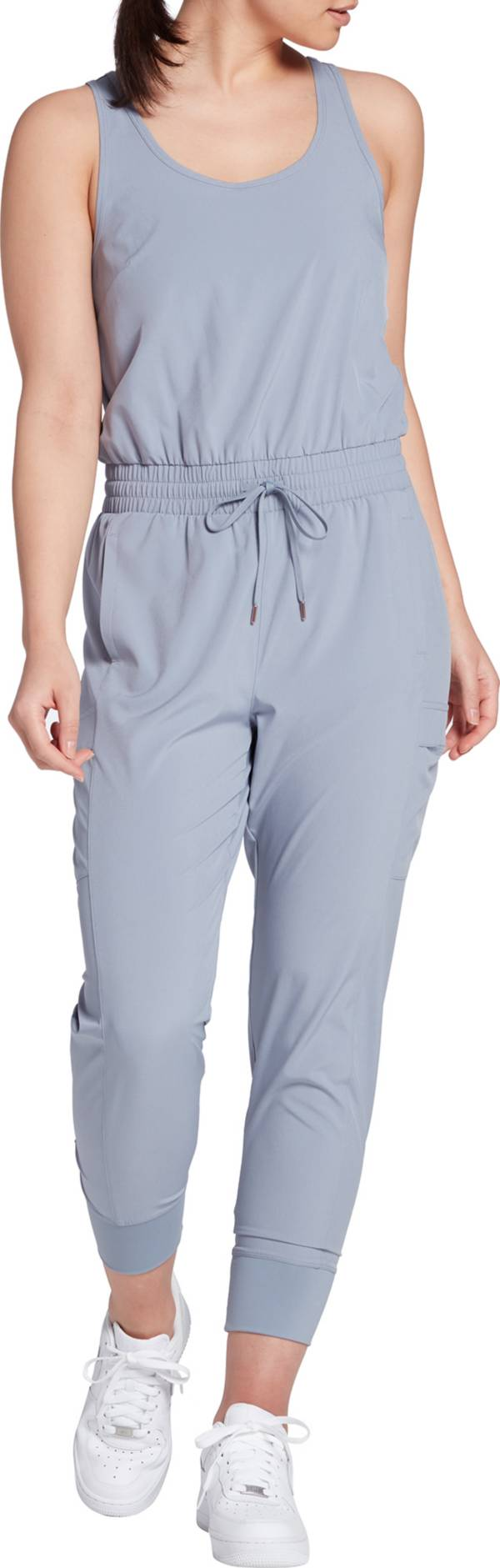 CALIA by Carrie Underwood Women's Cargo Pocket Jumpsuit product image
